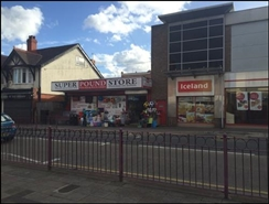 2,265 SF High Street Shop for Rent  |  49 Chester Road, Deeside, CH5 1BY