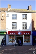 1,513 SF High Street Shop for Rent  |  42 Fore Street, Bridgwater, TA6 3NG