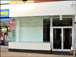 1,687 SF Shopping Centre Unit for Rent  |  Unit 4a, Baytree Centre, Brentwood, CM14 4BX