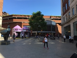 129 SF Shopping Centre Unit for Rent  |  External Kiosk 01/02, Leeds, LS1 8EQ
