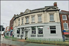 1,255 SF High Street Shop for Rent  |  1 Radcliffe Road, Nottingham, NG2 5FF