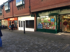 781 SF Shopping Centre Unit for Rent  |  14 Salter Row, pontefract, WF8 1BA