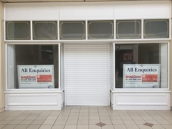 631 SF Shopping Centre Unit for Rent  |  Unit 1, Spinning Gate Shopping Centre, Leigh, WN7 4PG