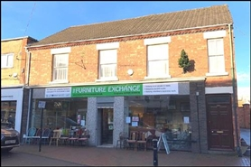 598 SF High Street Shop for Rent  |  38 Mill Street, Stafford, ST16 2AJ