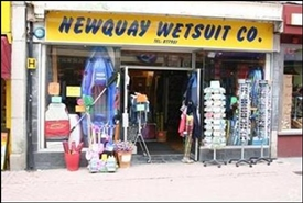 623 SF High Street Shop for Rent  |  5A Bank Street, Newquay, TR7 1EP