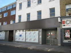 1,526 SF High Street Shop  |  26/28 Warwick Way, Pimlico, SW1V 1RX