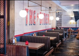 2,480 SF High Street Shop for Rent  |  The Diner, London, N1 2SA