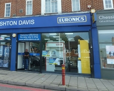 Out of Town Shop for Rent   18 & 18A Ace Parade, Chessington, KT6 1dr