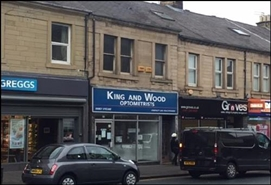 1,080 SF High Street Shop for Rent  |  137 - 139 High Street, Gosforth, NE3 1HA