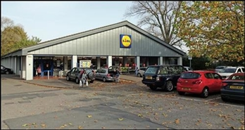 13,749 SF High Street Shop for Rent  |  Aylsham Road (former Lidl), Norwich, NR3 2RY