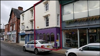 329 SF High Street Shop for Rent  |  8 Worcester Road, Bromsgrove, B61 7AE