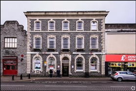 1,462 SF High Street Shop for Rent  |  55 Cardiff Street, Aberdare, CF44 7DL