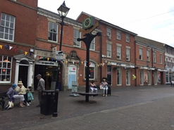 18,185 SF High Street Shop for Rent  |  54-60 High St, Stone, Staffordshire, ST15 8AU