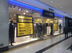 5,905 SF Shopping Centre Unit for Rent  |  Unit 6-7 Westagte Mall, Kirkgate Shopping Centre, Bradford, BD1 1TQ