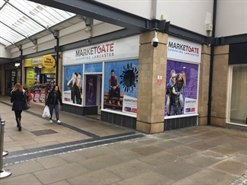 723 SF Shopping Centre Unit for Rent  |  9 Cornmarket, Marketgate Shopping Centre, Lancaster, LA1 1JF
