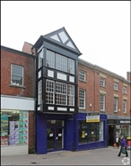 2,522 SF High Street Shop for Rent  |  16 Packers Row, Chesterfield, S40 1RB