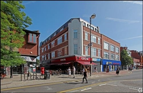 1,210 SF High Street Shop for Rent  |  108B High Street, Hounslow, TW3 1NA