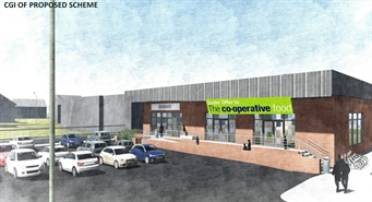 1,410 SF Retail Park Unit for Rent  |  New Retail Development, Victoria Road, Prestatyn, LL19 7TD