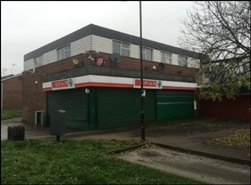 2,662 SF Out of Town Shop for Rent  |  107 Fernwood Drive, Rugeley, WS15 2PY