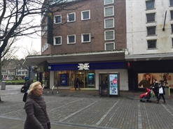 2,348 SF High Street Shop for Rent  |  1a Oxford Street, Swansea, SA1 3JA