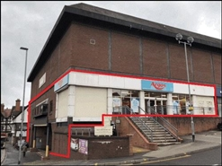 6,939 SF High Street Shop for Rent  |  Unit 1, Leek, ST13 5SN