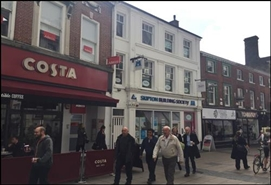 1,143 SF High Street Shop for Rent  |  46 London Street, Norwich, NR2 1LA