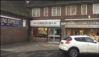 640 SF High Street Shop for Rent | 175 Hollyhedge Road, Manchester, M22 8UE