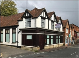1,790 SF High Street Shop for Sale  |  Lloyds Bank, Wadhurst, TN5 6AG
