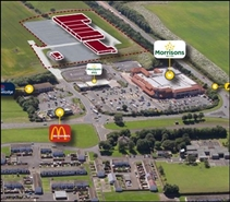 20,000 SF High Street Shop for Rent  |  Unit 1, Loaning Meadows Retail Park, Berwick Upon Tweed, TD15 1UQ