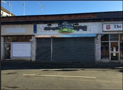 593 SF High Street Shop for Rent  |  8 Dunton Street, Wigston, LE18 4PU