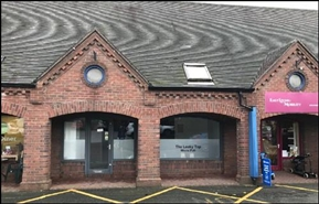789 SF High Street Shop for Rent  |  Unit 2, Leek, ST13 5HG