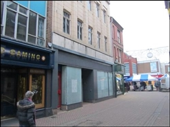 2,412 SF High Street Shop for Sale  |  4 - 4A Abbey Gate, Nuneaton, CV11 4EH