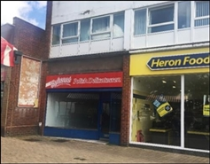 671 SF High Street Shop for Rent  |  8 High Street, Wednesfield, WV11 1SZ