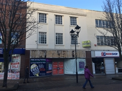 2,277 SF High Street Shop for Rent  |  21 Effingham Street, Rotherham, S65 1AJ