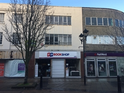 1,457 SF High Street Shop for Rent  |  23-25 Effingham Street, Rotherham, S65 1AJ