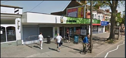 9,200 SF High Street Shop for Rent  |  64 - 66 Kingsley Park Terrace, Northampton, NN2 7HH