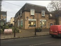 858 SF High Street Shop for Rent  |  Unit 4, Streatfield House, Carterton, OX18 3XZ