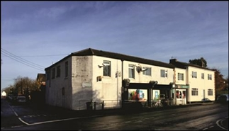 1,410 SF High Street Shop for Sale  |  Spruce Lane, Ulceby, DN39 6UL