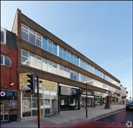 2,633 SF High Street Shop for Rent  |  Yorkshire House, Barnsley, S70 2SW