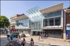 52,650 SF Shopping Centre Unit for Rent  |  Upper Mall, Wolverhampton, WV1 3NB