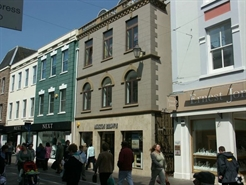 2,503 SF High Street Shop for Sale  |  17 Queen Street, Jersey, JE2 4WD