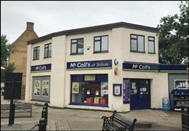 1,002 SF High Street Shop for Rent | 1 North Street, Peterborough, PE7 3RP