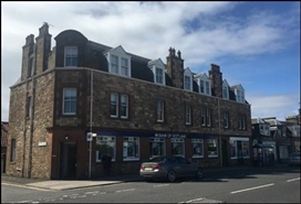 1,404 SF High Street Shop for Sale  |  Former Bank, Gullane, EH31 2AR