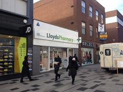 1,730 SF High Street Shop for Rent  |  188 High Street, Slough, SL1 1JS