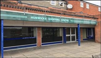 1,513 SF High Street Shop for Rent | 20 - 22 Hunwicke Road, Colchester, CO4 3XZ