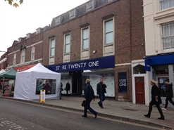 3,000 SF High Street Shop for Rent  |  13 Bank Street, Braintree, CM7 1UG