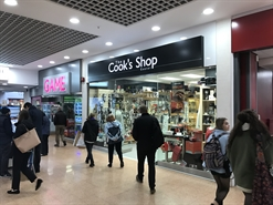 808 SF Shopping Centre Unit for Rent | Unit 2, Guildhall Shopping Centre, Exeter, EX4 3HP