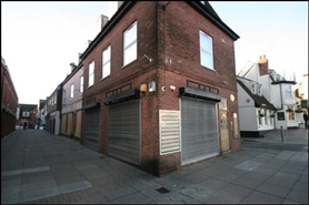 445 SF High Street Shop for Rent  |  1 Market Street, Braintree, CM7 3YA