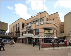 830 SF Shopping Centre Unit for Rent | Unit 35b, The Alhambra Shopping Centre, Barnsley, S70 1SB