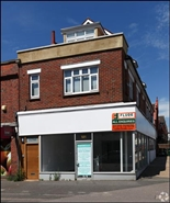 338 SF High Street Shop for Rent  |  121 Portland Road, Hove, BN3 5QH